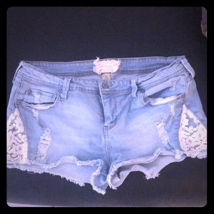 Altered state shorts